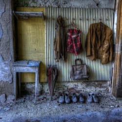 Urbex wardrobe...