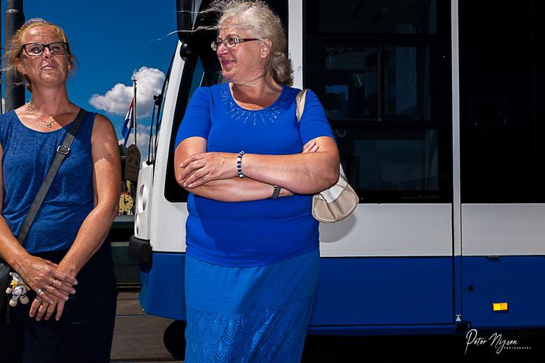 Amsterdams blauw -