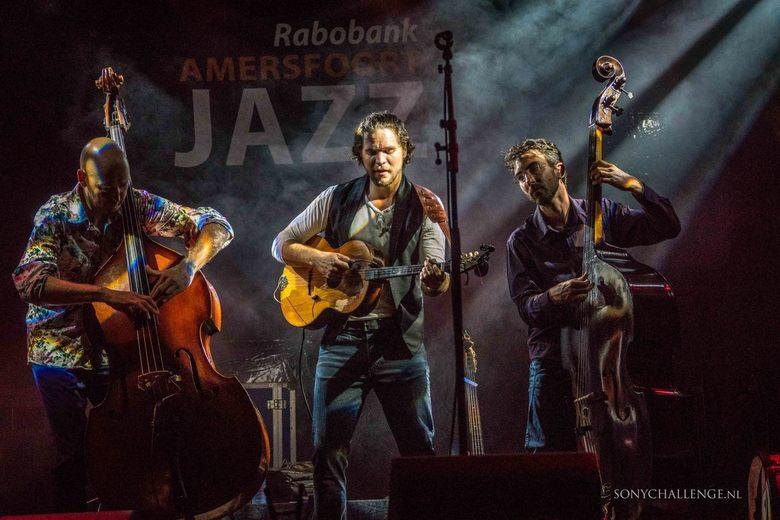 Amsterdam Klezmer Band - Amsterdam Klezmer Band op Amersfoort Jazz