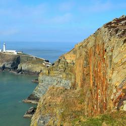 Anglesey vuurtoren.