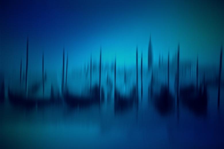 Blue Venice...