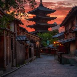 The Kyoto Pagoda