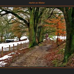 Winter en Herfst