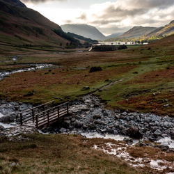 The Way to Buttermere - Lake District