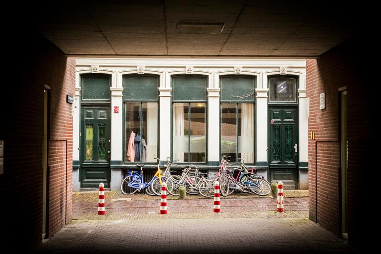 Utrecht_fietsen