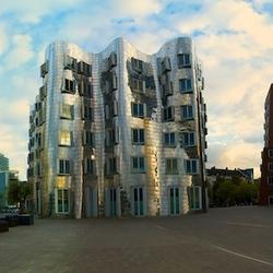 Düsseldorf & Gehry