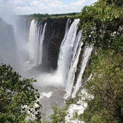 Vic Falls, Botswana