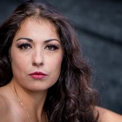 Model: Janna Ntafopoulou