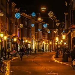 Een sfeervolle Breestraat in Leiden