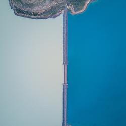 Driekloofdam, Zuid-Afrika