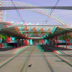 Station-Blaak Rotterdam 3D