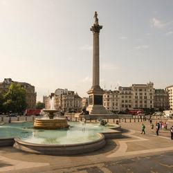 Londen - Trafalgar Square