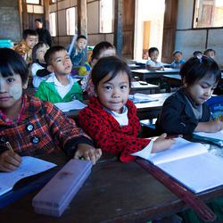 Kijkje in de klas