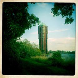 Hipstamatic Watertoren