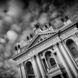 Basiliek van de Heiligen Agatha en Barbara