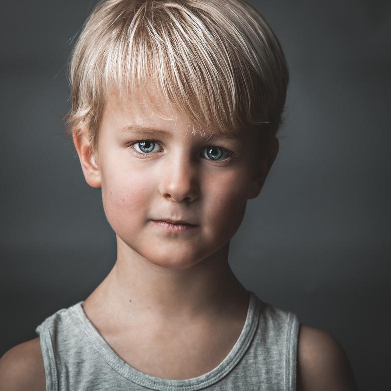 naturel portrait - Portret Vince