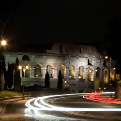 Colosseum by Night (Rome )