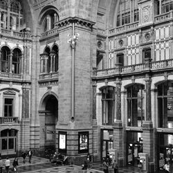 Stationshal Antwerpen