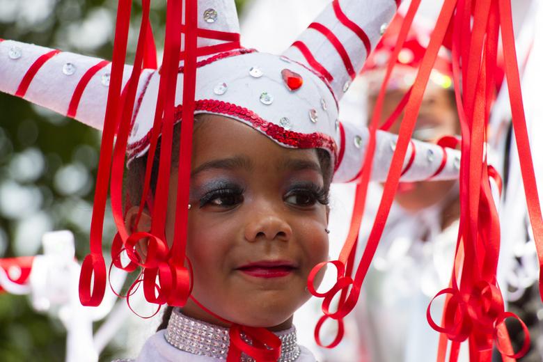 Zomercarnaval008.jpg - Het was weer een feest bij de 30e editie van het zomercarnaval in Rotterdam.