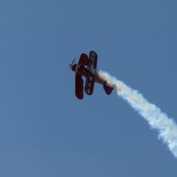 vliegtuig bij gamma racingday?!?