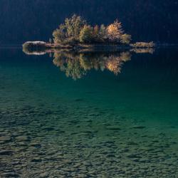 Autumn Reflections - Eibsee