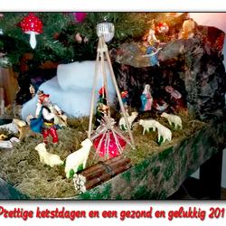 Kerstwens 2017