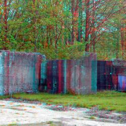 Personeelsbunker Kuver-413a Overvoorde 3D