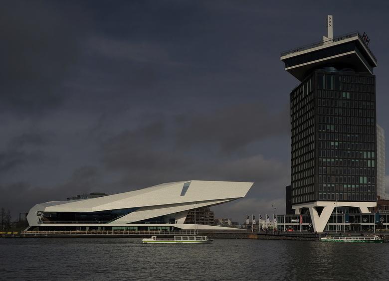 Amsterdam 13 - The  EYE