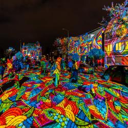 Glow 2019 Wilhelminaplein