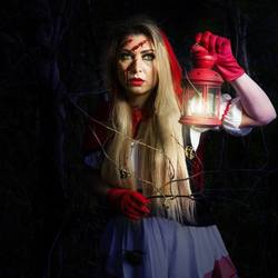 Liitle Red Riding Hood Halloween