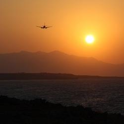 Iraklion Airport Kreta