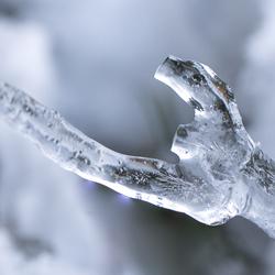 Mini ijssculptuur