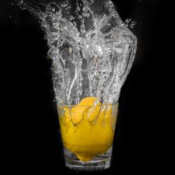 Splash that lemon