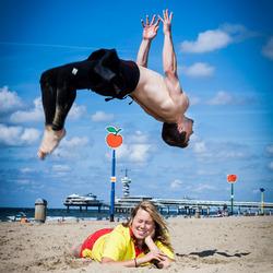 Lifeguard Jump