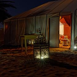 Nacht in Merzouga