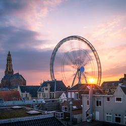 Kermis in Groningen