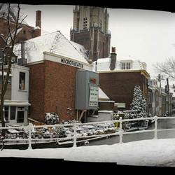 Delft, Winter