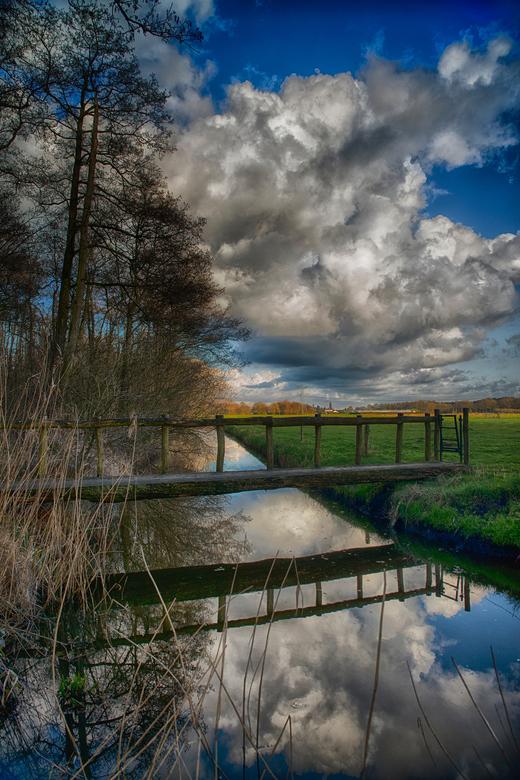 cloudy tuesday - Natuurgebied de Berk etten-leur 7-3-17