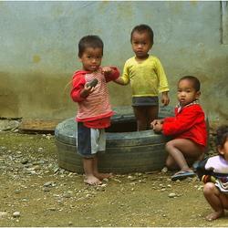 LAOS  Kinderen