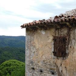 Huisje op de berg - Kroatie