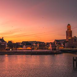 Een koude maar toch warme ochtend in Zwolle