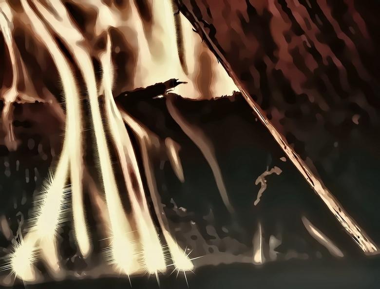 light my fire - spelen met vuur.............