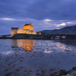 Eilian Donan Castle!