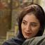 Iraanse vrouw in de (katholieke) Vank Kathedraal, Yadz