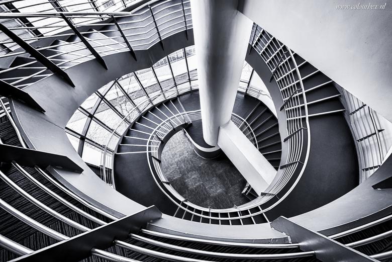 Moderne spiraal