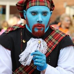 Schotse Smurf.....