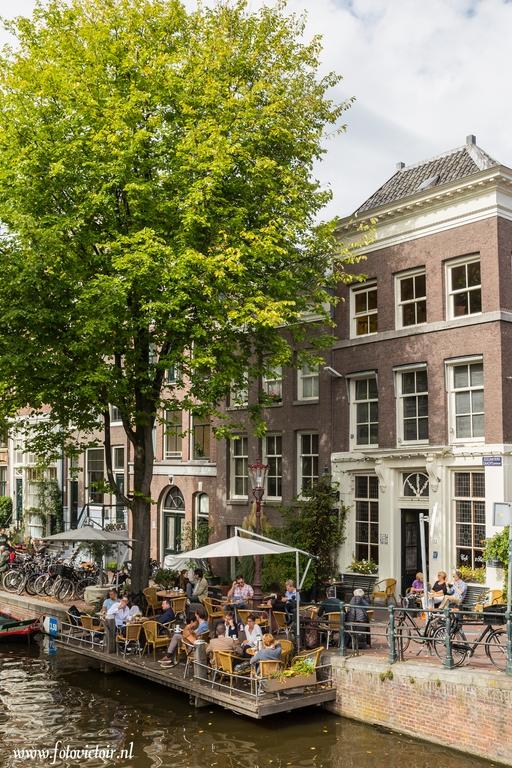 Amsterdam Egelantiersgracht  - Bedankt voor de reacties op mijn vorige uploads. Nu een aantal opnames van Amsterdam en de Noord / Zuidlijn. De hele s