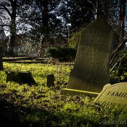 Groene graven