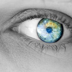Het oog van Afrika