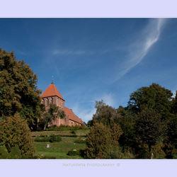 St Petrikirche in Garz, Rügen